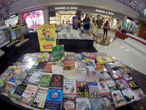 Book bazaar Stock Photography