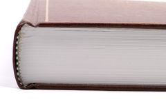 Book Binding Royalty Free Stock Photo