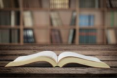 Book. Trees open icon studying literature law Stock Photography