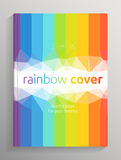 Book / brochure cover Royalty Free Stock Photography