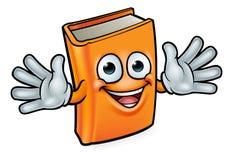 Book Cartoon Character Mascot Royalty Free Stock Images