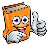 Book Cartoon Education Mascot Stock Images