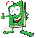 Book cartoon isolated Stock Images