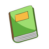 Book Cartoon Royalty Free Stock Photos