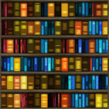 Book case Royalty Free Stock Image