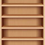 Book Case Wooden Seamless Endless Stock Photos