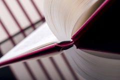 Book close-up Royalty Free Stock Photos