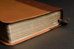 Book Closeup Stock Photography