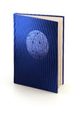 Book of communication - clipping path Royalty Free Stock Photo