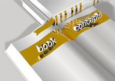 Book concepts. Education concept Stock Photography