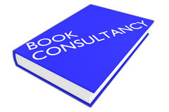 Book Consultancy concept Stock Photos