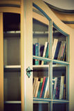 Book cupboard Stock Photography