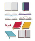 Book design Stock Image
