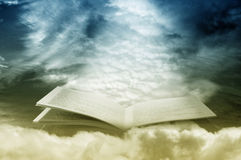 Book of dreams Royalty Free Stock Photo