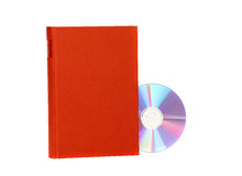 Book with DVD Stock Images