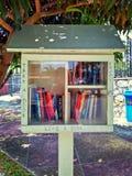 Book exchange box Royalty Free Stock Photos