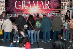 Book fair Stock Photo