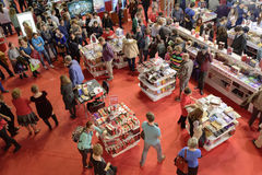 Book Fair Royalty Free Stock Photo