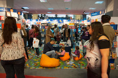 Book fair Royalty Free Stock Photography