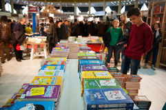 Book fair Stock Photography