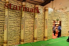 Book Fair In Kolkata Royalty Free Stock Images