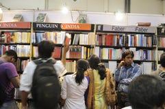 Book Fair in Kolkata. Royalty Free Stock Images