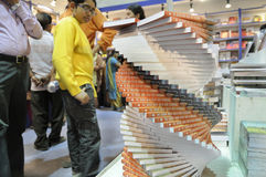 Book Fair in Kolkata. Stock Photography