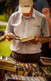 Book fair Royalty Free Stock Photos