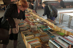 Book fair Stock Photo