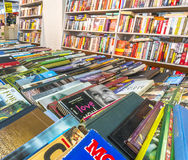 Book festival Stock Photography