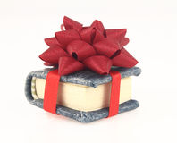 Book gift Royalty Free Stock Image