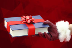 Book for gift Stock Image