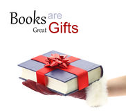 Book for gift Stock Photo