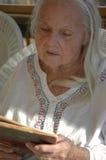 book grandmother great old Στοκ φωτογραφίες με δικαίωμα ελεύθερης χρήσης