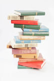 Book heap  Royalty Free Stock Photos