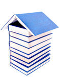 Book house Royalty Free Stock Photo
