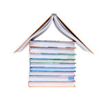 Book House Royalty Free Stock Photography