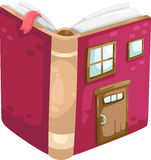 Book house vector Stock Photography