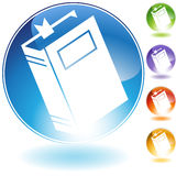 Book Icon Royalty Free Stock Photography