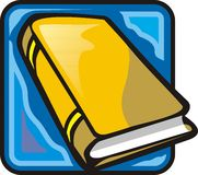 Book icon Royalty Free Stock Image