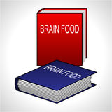 Book icon-Brain Food Stock Images