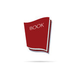 Book icon color vector Royalty Free Stock Images