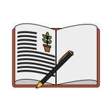 Book icon image Stock Photos