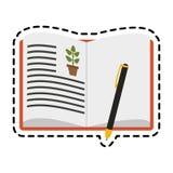 Book icon image Stock Image