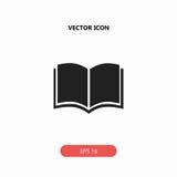 Book  icon Royalty Free Stock Photos