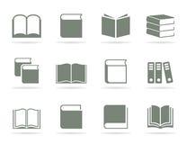 Book icon2 Royalty Free Stock Photo