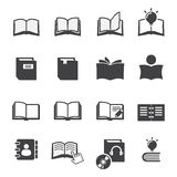 Book icon Royalty Free Stock Photo