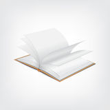 Book illustration, stylish concept Royalty Free Stock Images