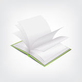 Book illustration, stylish concept Royalty Free Stock Photo