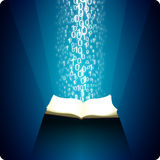 Book of Information Royalty Free Stock Photo